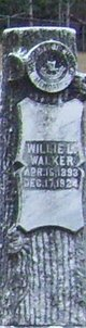 "William Lee ""Willie"" Walker"