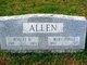 Mary <I>Isbell</I> Allen