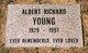"Albert Richard ""Dick"" Young"