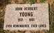 "John Herbert ""Herb"" Young"