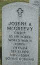 Profile photo:  Joseph A McGreevy