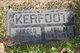 Profile photo:  Ada Mary <I>Livingston</I> Kerfoot