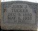 John Jefferson Tucker