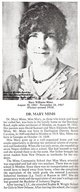 Dr Mary William Mims