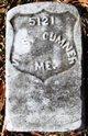 Pvt Valentine S. Cumner