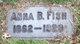 Anna B <I>Brainard</I> Fish