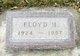 Floyd H. Pounds