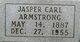 Jasper Carl Armstrong