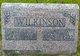James William Wilkinson