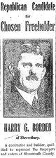 Harry G. Borden