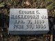 George G Hackedorn, Jr