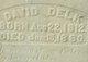 David Hamilton Delk Jr.