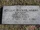 William Rucker Adams