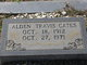 Alden <I>Travis</I> Cates