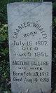 Charles Whaley