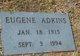 Eugene Adkins