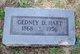 Gedney Davis Hart