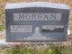 """Mary """"Mollie"""" <I>Davis</I> Morgan"""