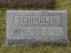 Nellie E <I>Birch</I> Schindler