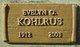 Profile photo:  Evelyn O. Kohlrus