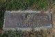 Mary Elizabeth <I>Lowe</I> Dugger