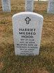 Harriet Mildred Hood