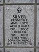 Kenneth Leroy Silver