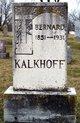 Bernard Kalkhoff