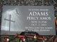Percy Amos Adams
