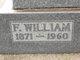 Fred William Krienke