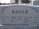 Nelson Todd Bader