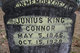 Junius King Connor