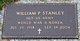 William P Stanley