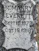 Profile photo:  R Manry Everett