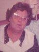 "Profile photo:  Lavon May ""Bonny"" <I>Luncsford</I> Alvey"