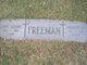 John A Freeman