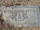 Myrtle Eldora <I>Keith</I> Porter