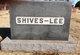 Marshal B Shives