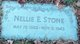 Nellie Emelia <I>Strum</I> Stone