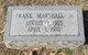 Frank Marshall, Jr