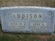 Bert A Addison