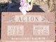 Ava Lucille <I>Cox</I> Acton