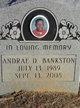 Andrae D. Bankston