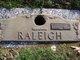 Dorothy Anne <I>Carlisle</I> Raleigh