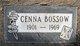 Cenna Lolita <I>Kimple</I> Bossow