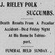 John Riley Polk