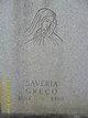Saveria <I>Miragliotta</I> Greco