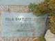 Ella Joyner <I>Bartlette</I> Scott