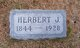Herbert James Alexander