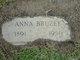 Anna <I>Prusa</I> Bruzek